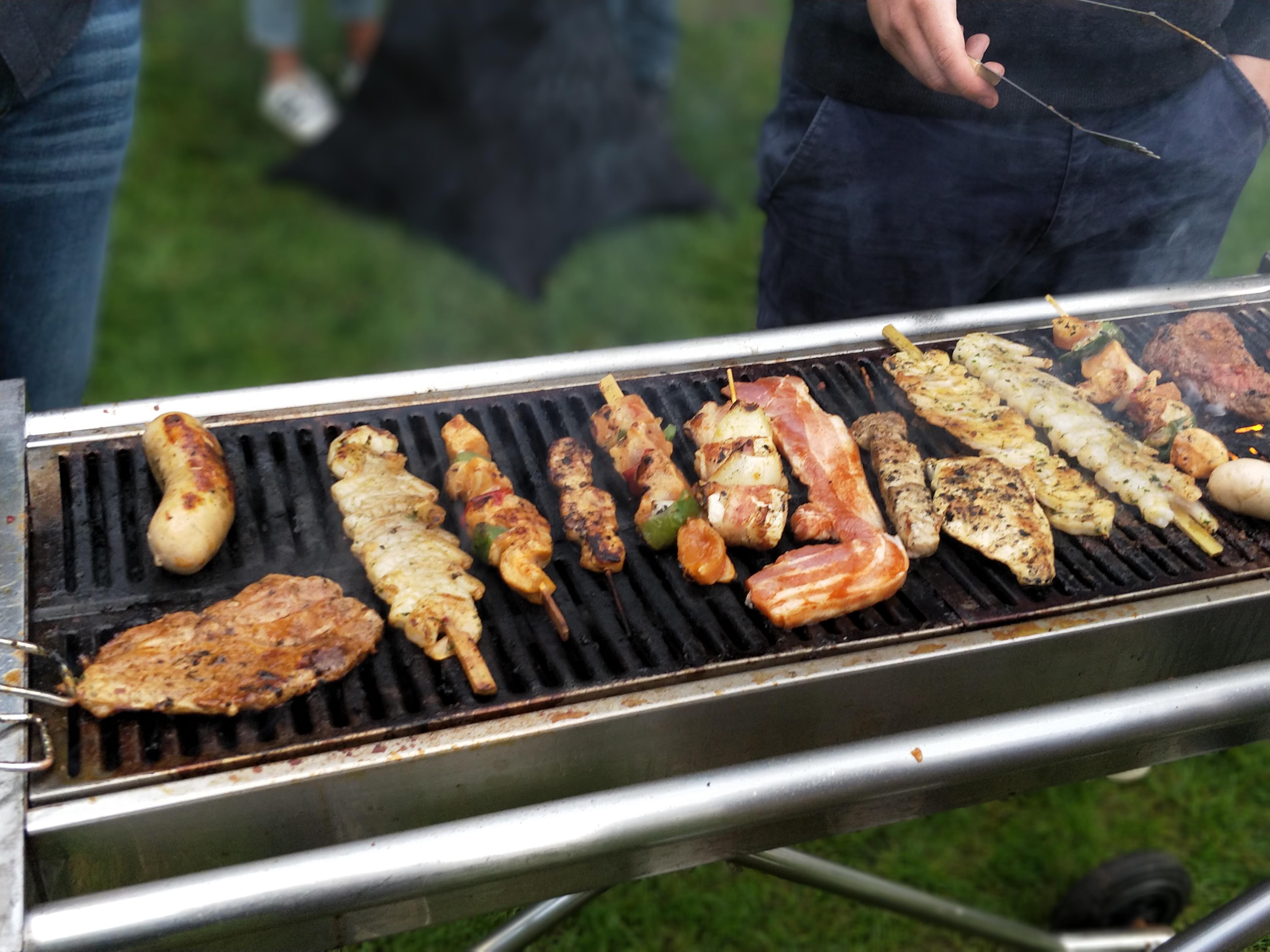 Jaarlijkse barbecue 2017