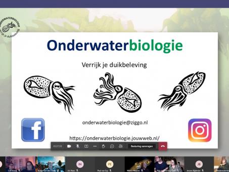 Terugblik: Biologielezing Zeenaaktslakken
